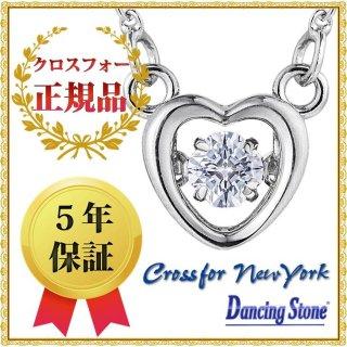 ダンシングストーン ネックレス ダレノガレ明美 クロスフォーニューヨーク ダンシング クロスフォー ペンダント NYP-616