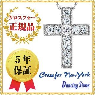 ダンシングストーン ネックレス ダレノガレ明美 クロスフォーニューヨーク ダンシング クロスフォー ペンダント NYP-618