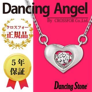 ダンシングストーン ネックレス クロスフォー ダンシングエンジェル ペンダント ANG-015