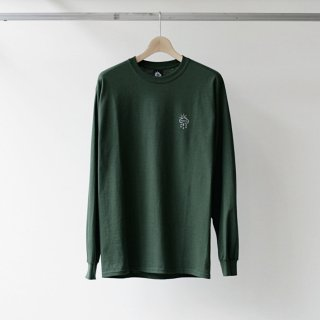 MY LOADS ARE LIGHT / FOREST CAMP Long Sleeve T-shirt