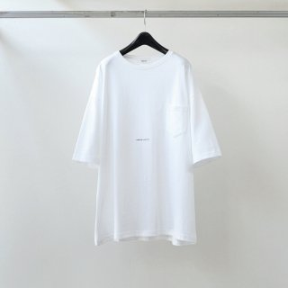 BREATHE. (ever so soft) - INSTRUCTION SS TEE 'SOMEONE LIKES YOU'