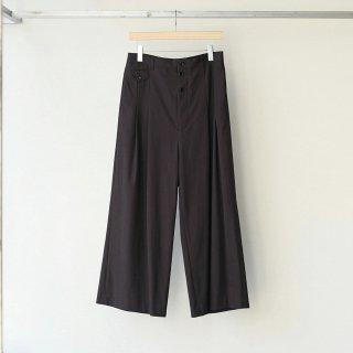 THEE - baggy pants (brown)