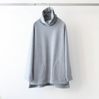 prasthana - mouton jersey turtle neck (gray)