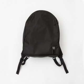 20/80 - RIP STOP NYLON DAY PACK WITH SIDE POCKET (BLACK)