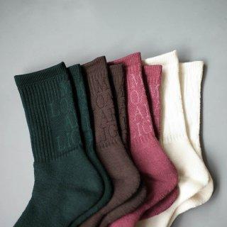MY LOADS ARE LIGHT - Lettered Socks