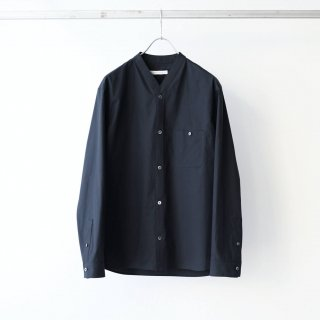 tilt The authentics - Comfort Cardigan Shirts (Black)