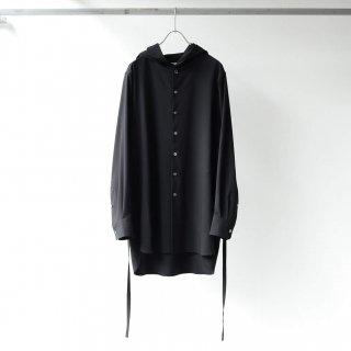 prasthana - strings hooded shirt