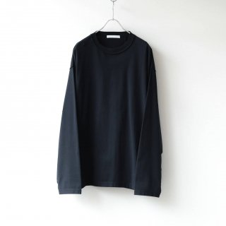 THEE - oversize long sleeve t-shirt (black)