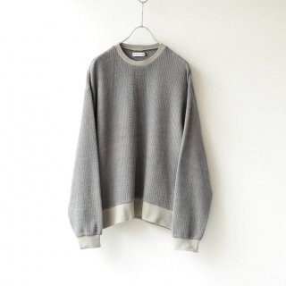 THE PERMANENCE by foof - Regular sweatshirt pullover (hazy EXCLUSIVE)