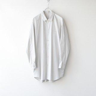 Dulcamara - ヨークスリーブシャツ (Light Gray)