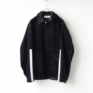 prasthana - passive cord P/O jacket (black)