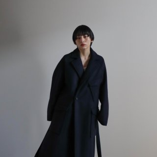 SOUMO - W2MC COAT (Dark Navy)