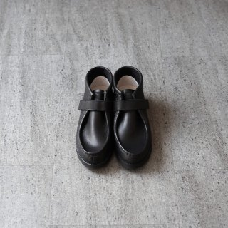 DOUBLE FOOT WEAR - Hendrik BLACK LEATHER