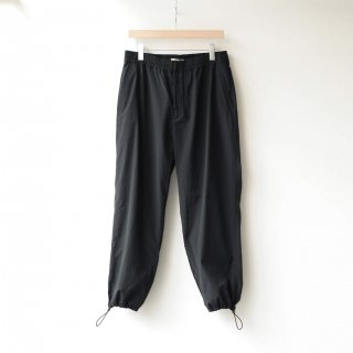 LAMOND - N/C SHIBO TRACK PANTS (BLACK)