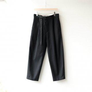 prasthana - afield trousers (black)