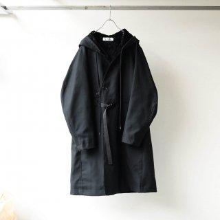 prasthana - afield coat (black)
