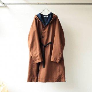 prasthana - afield coat (dark beige)