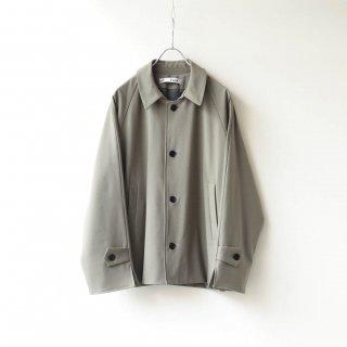 foof - drizzler jacket (khaki beige)