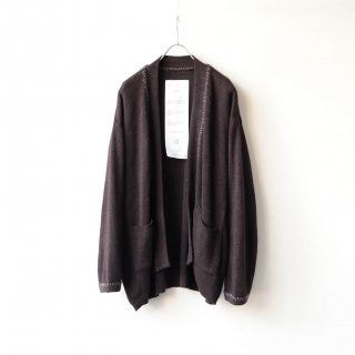 <img class='new_mark_img1' src='https://img.shop-pro.jp/img/new/icons54.gif' style='border:none;display:inline;margin:0px;padding:0px;width:auto;' />SOUMO - OVER KNIT CARDIGAN