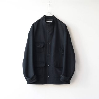 tilt The authentics - Fine Wool Beaver Hunting Jacket