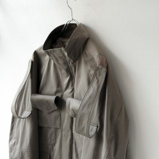 SOUMO - FIELD JACKET / SUPER HIGH DENSITY CLOTH (OLIVE DRAB)
