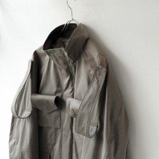 SOUMO - FIELD JACKET / SUPER HIGH DENSITY CLOTH (OLIVE DRAB)