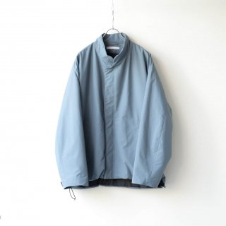 THEE - Cocoon Padding Jacket (Blue)