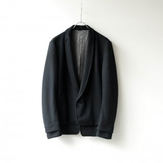 prasthana - 残響 shawl collar jacket