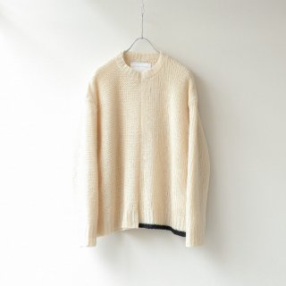 SOUMO - LAYER SWEATER (ECRU)