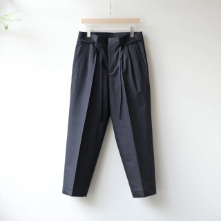 SOUMO - Regular Trousers With Strap