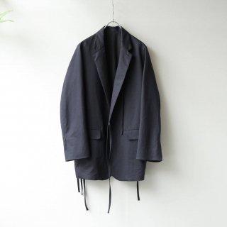 SOUMO - Drawstrings Breast Jacket