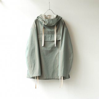 prasthana - hang strings salvage parka (Khaki solaro)
