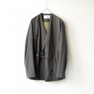 prasthana - W/SOLOTEX equalizing jacket (Olive solaro)
