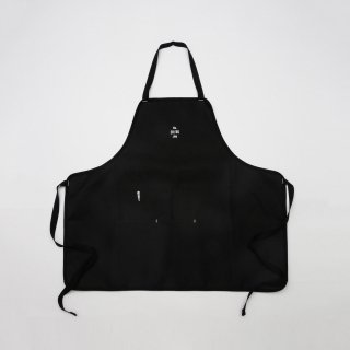 20/80 - CANVAS #11 WORK APRON (BK / WH)