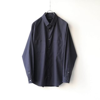 tilt The authentics - Yoke Raglan Shirt (Midnight)