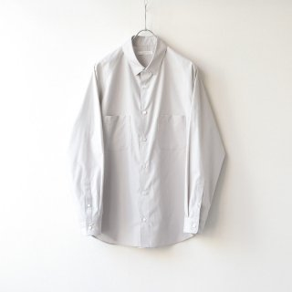 tilt The authentics - Yoke Raglan Shirt (Light Gray)