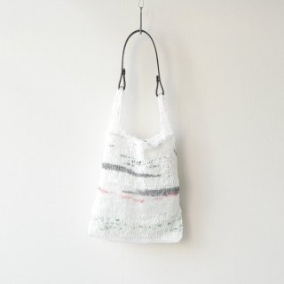 beta post - Hand knitting bag