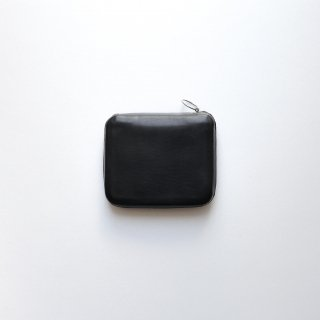 beta post - Half wallet (BLACK)