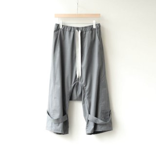 prasthana - passive modulation pants (Charcoal)
