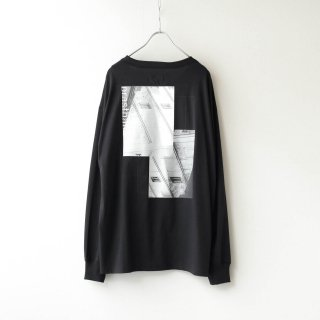 prasthana - C/S classic long sleeve (Black)