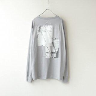 prasthana - C/S classic long sleeve (Gray)