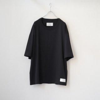 prasthana - C/S classic short sleeve (Black)