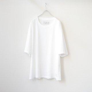 prasthana - C/S classic short sleeve (White)