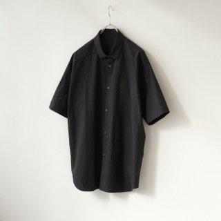 Dulcamara - ショートヨークスリーブシャツ-T (Black)