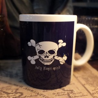 スカルマグカップ Crossbone Skull