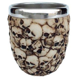 スカルヘッズカップ Skulls Rinse Cup
