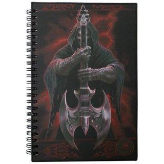 Anne Stokes グリムリーパー(死神) ゴスロック Rock God Journal