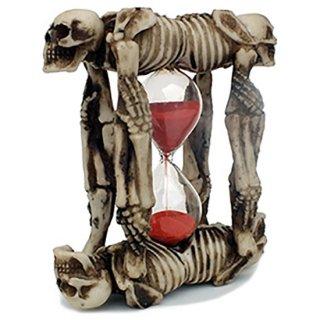 スケルトンカルテットサンドタイマー(砂時計) Skeleton Quartet Sandtimer