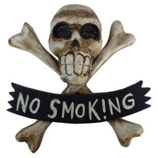 スカルウッドクロス No smoking-S