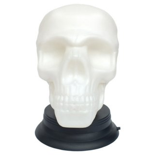 LEDランプ ドクロ LED LAMP SKULL 20528